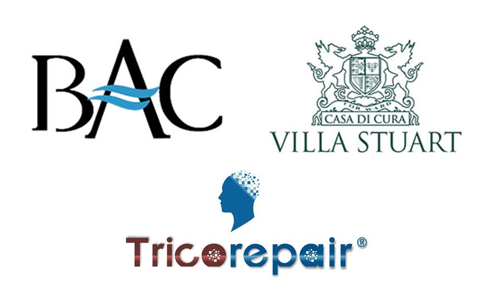 TricoRepair: partner del centro BAC di Villa Stuart per il trapianto di capelli robotico